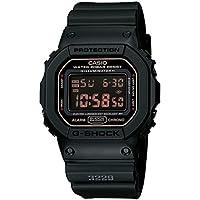 CASIO G-SHOCK (カシオ Gショック ) DW-5600MS-1/DW5600MS-1 マットブラック レッドアイ メンズウォッチ 腕時計[並行輸入品]