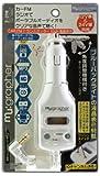 mu:grapher FMステレオトランスミッター 10ch WH Z-298