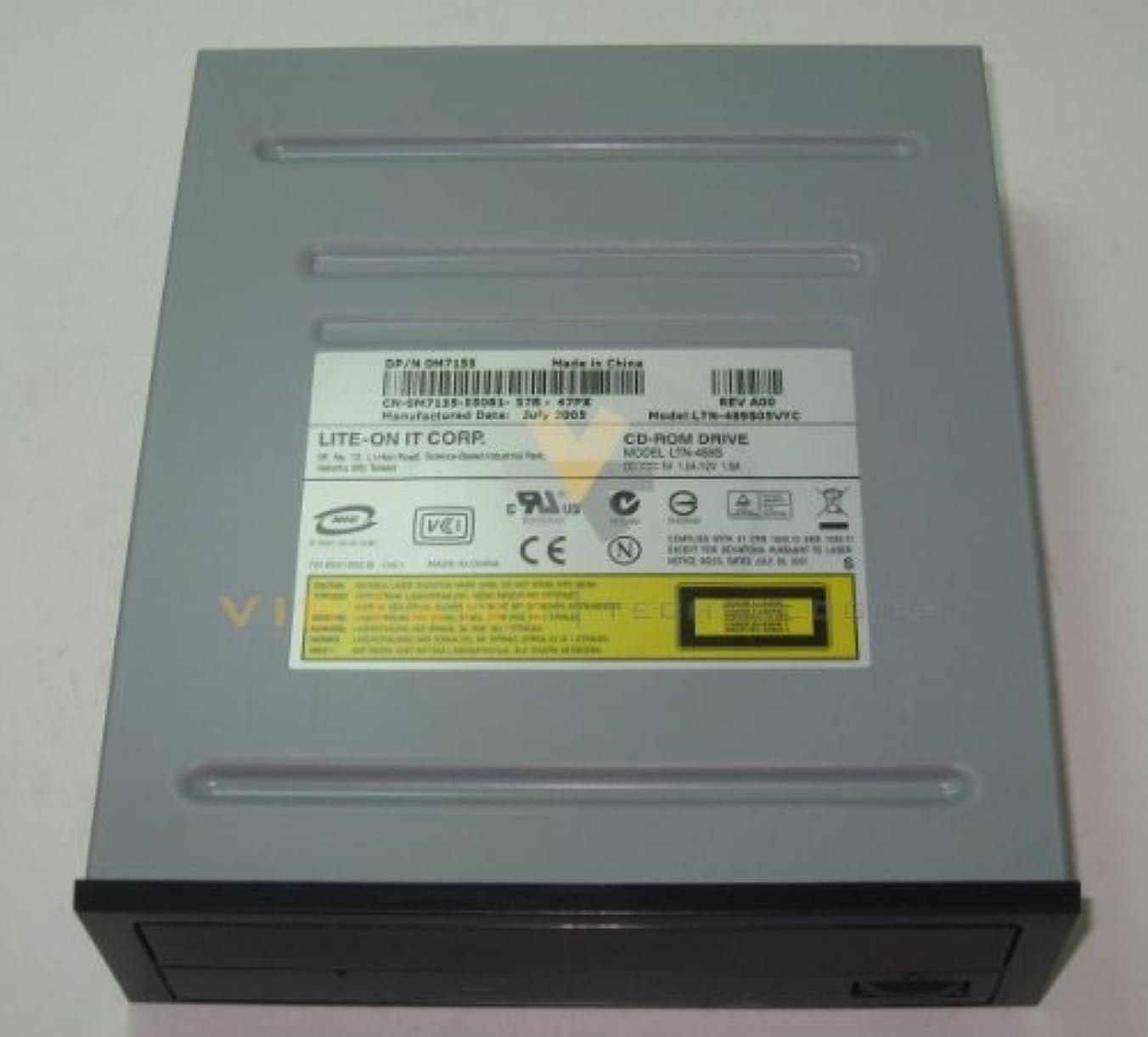 月曜受け入れアンケートDell Optiplex/寸法 48X ide ブラック cdrom ドライブ - M7155