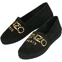 【ケンゾー】 KENZO Espadrilles F762ES182L54 99 黒 ブラック エスパドリーユ スリッポン レディース 靴 シューズ 【並行輸入品】