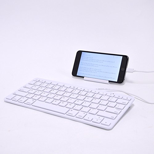サンコー『iPhone/iPad用有線ミニキーボード(MFAPKEY4)』