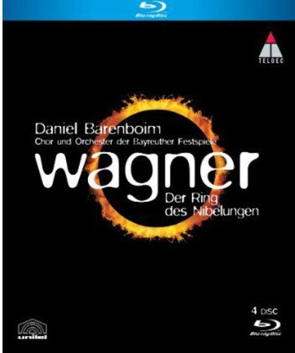 Der Ring Des Nibelungen/ [Blu-ray] [Import]