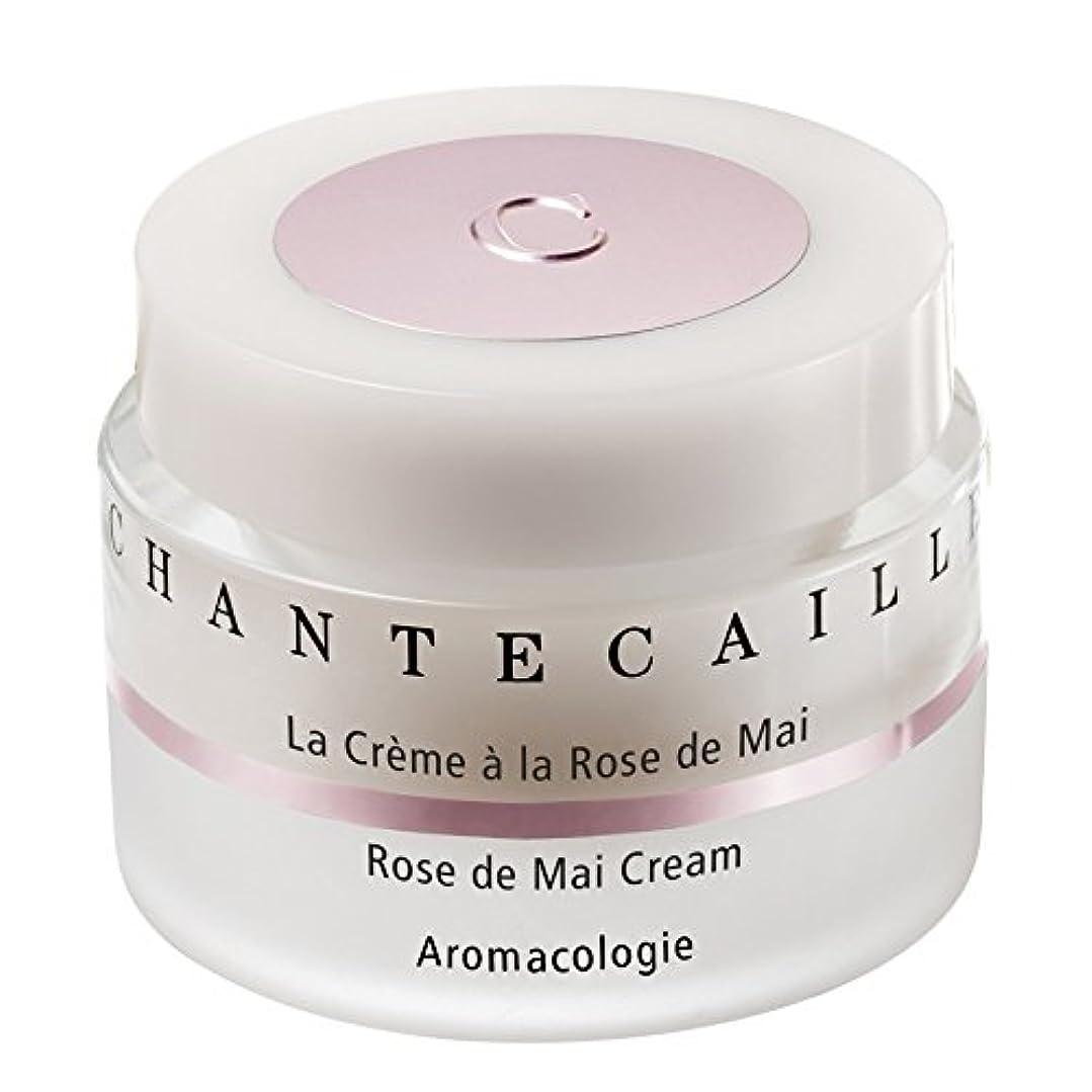 二層終点旋律的Chantecaille La Creme a la Rose de Mai Moisturiser 50ml (Pack of 6) - シャンテカイユラクリームア?ラ?ローズ?ド?舞保湿50ミリリットル x6 [並行輸入品]