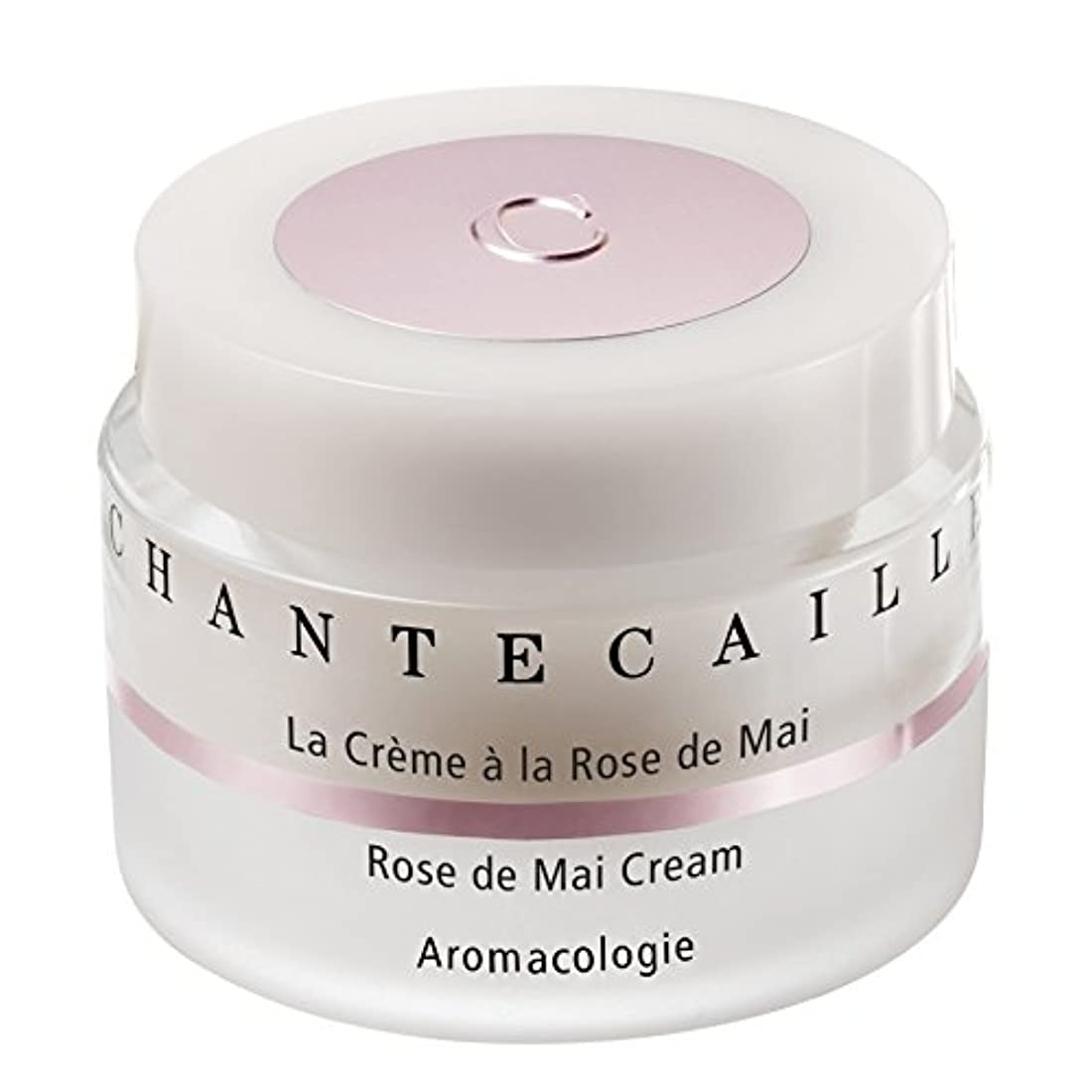 直立居住者星Chantecaille La Creme a la Rose de Mai Moisturiser 50ml (Pack of 6) - シャンテカイユラクリームア?ラ?ローズ?ド?舞保湿50ミリリットル x6 [並行輸入品]