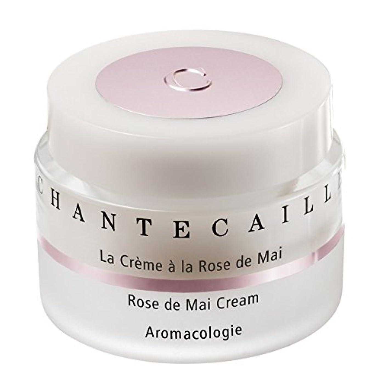環境で贈り物Chantecaille La Creme a la Rose de Mai Moisturiser 50ml (Pack of 6) - シャンテカイユラクリームア?ラ?ローズ?ド?舞保湿50ミリリットル x6 [並行輸入品]