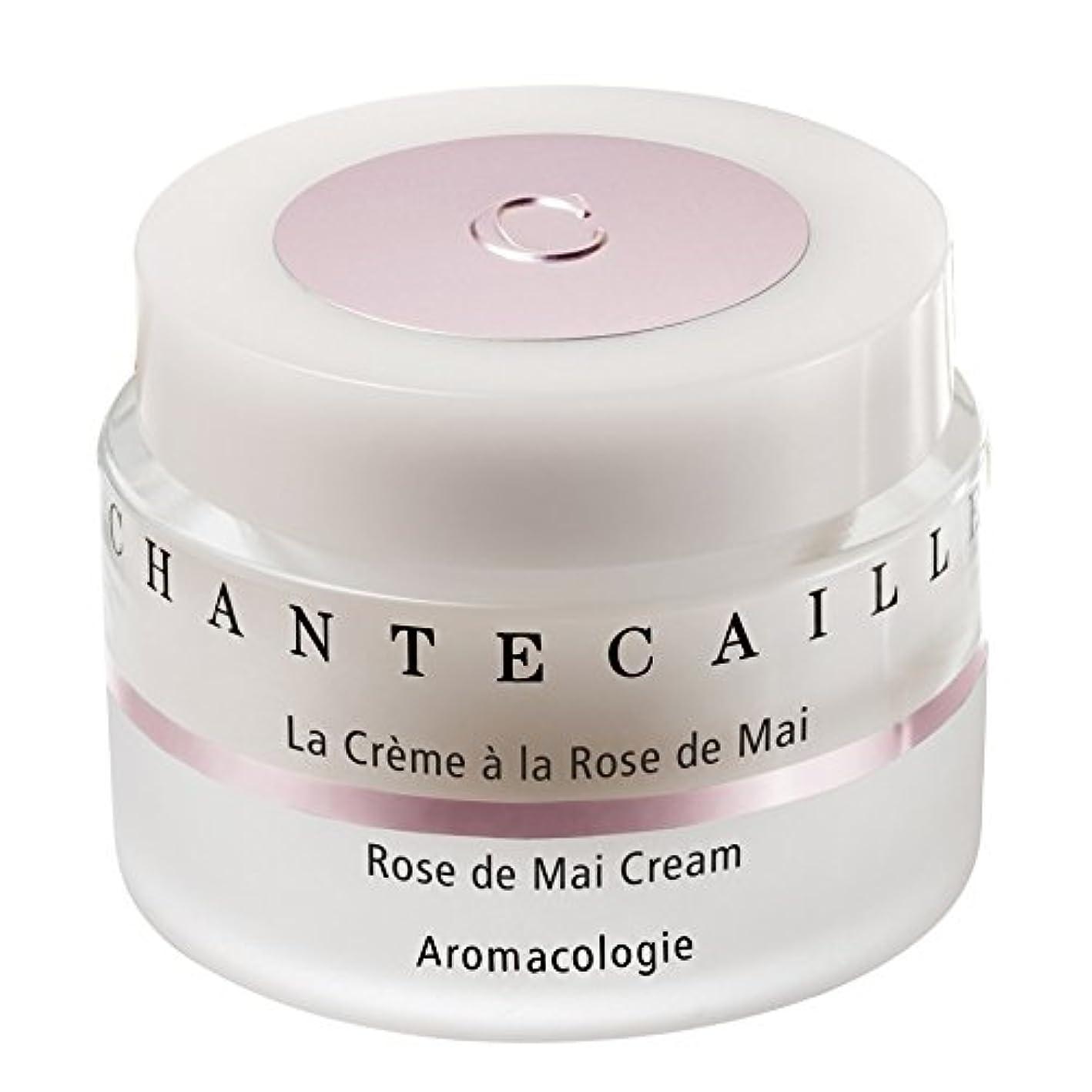 夜明けに特別にそれらChantecaille La Creme a la Rose de Mai Moisturiser 50ml (Pack of 6) - シャンテカイユラクリームア?ラ?ローズ?ド?舞保湿50ミリリットル x6 [並行輸入品]