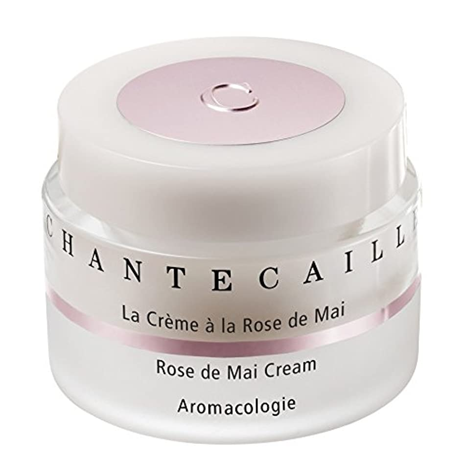 足音なかなか愛Chantecaille La Creme a la Rose de Mai Moisturiser 50ml (Pack of 6) - シャンテカイユラクリームア?ラ?ローズ?ド?舞保湿50ミリリットル x6 [並行輸入品]