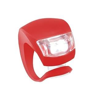 knog(ノグ) BEETLE 2LED/RED WHITE 54-3520600010