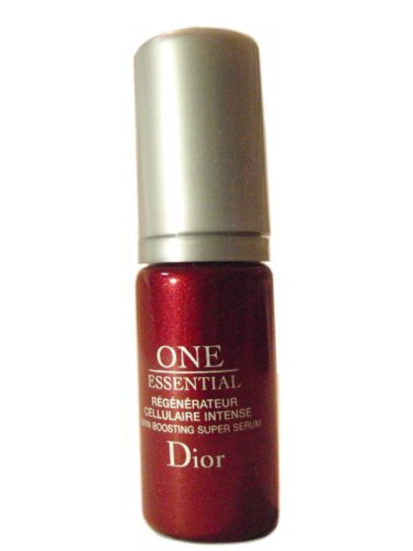 信条現代知覚的Dior CAPTURE TOTALE One Essential Super Skin Boosting Serum 5 ml  [並行輸入品] (5ml)