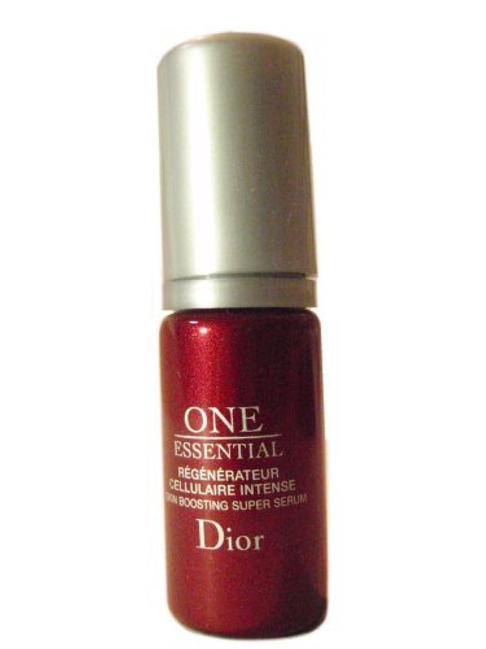 息子固執ほこりDior CAPTURE TOTALE One Essential Super Skin Boosting Serum 5 ml  [並行輸入品] (5ml)