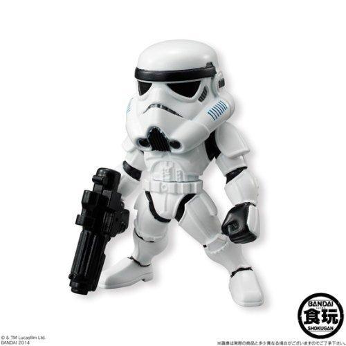 STAR WARS CONVERGE(스타워즈 콘 바 더) [2.StormTrooper(스톰・트루퍼)](단품)-
