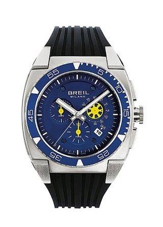 ブレイル Breil Milano BW0538 Mediterraneo Sport Chronograp Watch 女性 レディース 腕時計 【並行輸入品】