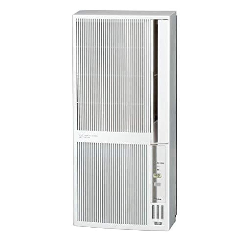 コロナ 窓用エアコン(冷暖房兼用?おもに4.5~7畳用 シェルホワイト)CORONA CWH-A1819-WS