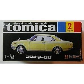 30周年 復刻 トミカ 黒箱 トヨタ コロナ マークⅡ 新品