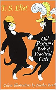 Old Possum's Book of Practical Cats - Illustrated By Nicolas Bentley (English Edition)