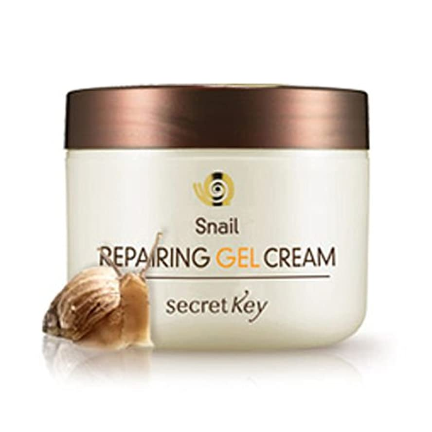 カヌー日付付きラベSnail+EGF Repairing Gel Cream(50ml)