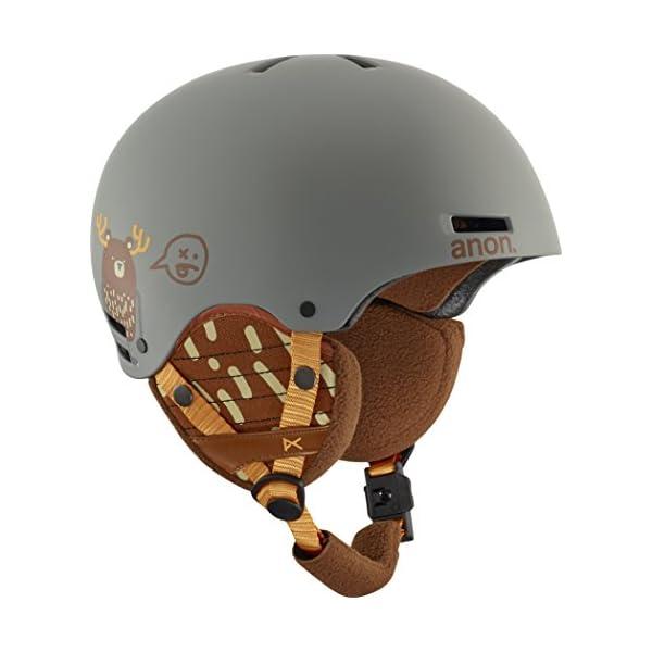 Anon(アノン) ヘルメット スキー スノ...の紹介画像11