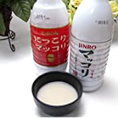 韓国伝統の秘伝にごり酒 とっておきのマッコリ2本セット 1000ml×2本セット