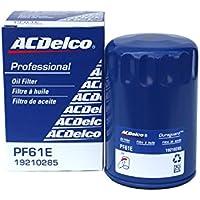 (エーシーデルコ) ACDelco オイルフィルター ハマー H3 T コンコース PF61E
