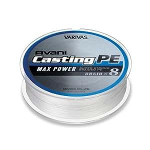 VARIVAS(バリバス) PEライン アバニ キャスティング マックスパワー 300m 2.5号 MAX40lb
