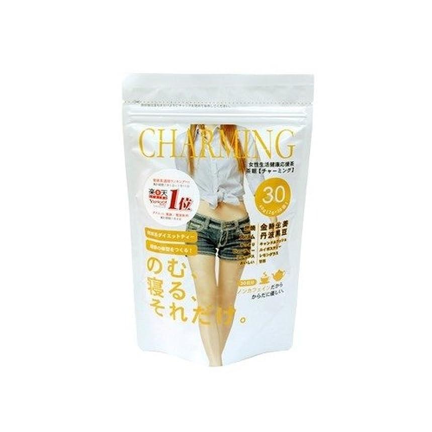 世界に死んだ同盟円形の★ 茶眠(チャーミング) 30包 CHARMING