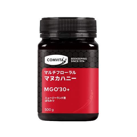 コンビタ マルチフローラル マヌカハニー 500g MGO 30-100