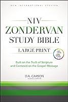 NIV Zondervan Study Bible: New International Version