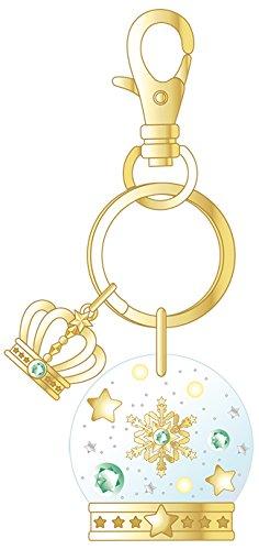 うたの☆プリンスさまっ♪ 寿 嶺二 スノードーム風キーホルダーの詳細を見る