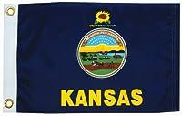 (Kansas) - Taylor Made Flag