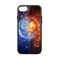563aa97c3a 氷と火 携帯ケース スマホケース iPhone8 / iPhone7 /iPhone8 plus / iPhone7 plus ケース