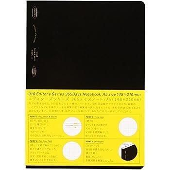 ニトムズ STALOGY 365DaysNotebook A5