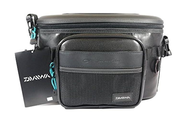 慣性選ぶ活気づけるダイワ(Daiwa) タックルバッグ エメラルダス エギ クリール50 ブラック