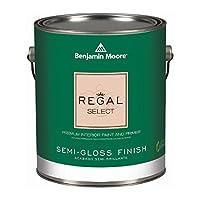 ベンジャミンムーアペイント リーガル セレクト セミグロス 半艶 水性塗料 OC-84 creme caramel 4L