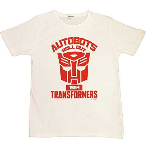 トランスフォーマー【国内公式監修】Tシャツ オートボットエンブレム …