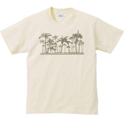 エムワイディエス(MYDS) 椰子の木林/半袖Tシャツ