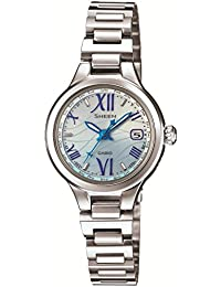 [カシオ]CASIO 腕時計 シーン Voyage Series 世界6局電波対応ソーラー SHW-1700D-2AJF レディース
