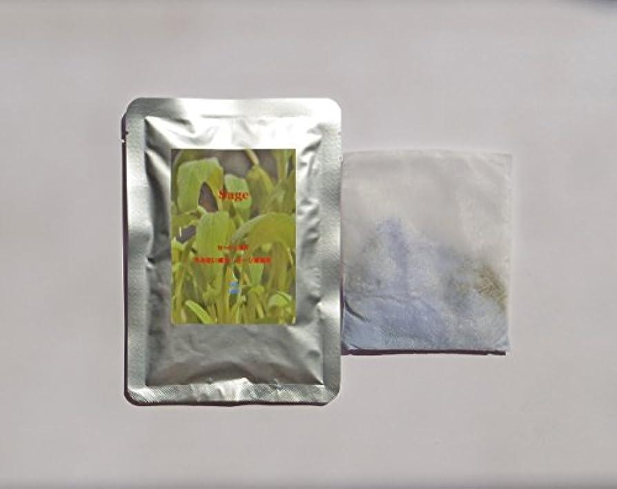放棄鉛筆ストレスの多いGH-Labo セージ入浴料(5包入)