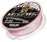 サンライン(SUNLINE) ライン 落し込み黒鯛 MARK-WIN 100m 3号