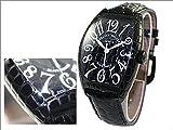 腕時計 トノーカーベックス 8880SC BR BLK CRO メンズ フランク・ミュラー画像②