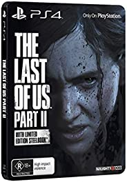 The Last of Us Part 2 (Exclusive Limited Edition Steelbook) - PlayStation 4