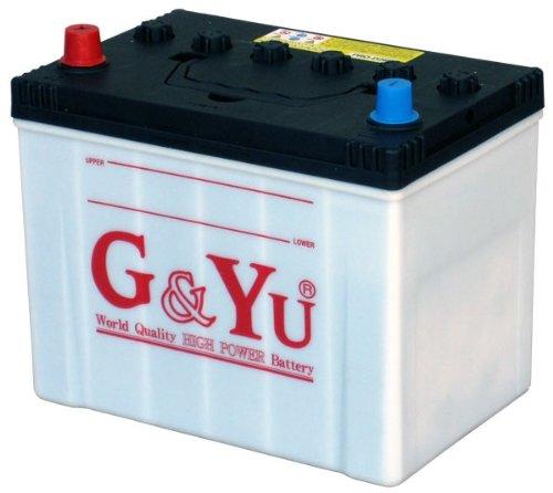 G&Yu [ ジーアンドユー ]  国産車バッテリー [ PRO ] PRO-D26R