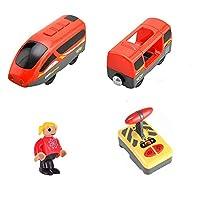LIFERC 電気磁気列車キャリッジと音と光エクスプレストラックフィット木製トラック子供電気おもちゃの子供のおもちゃ おもちゃの車のる