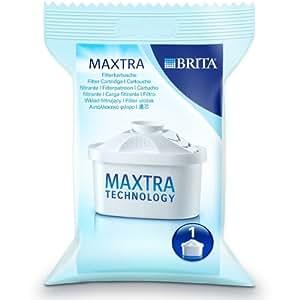 【並行輸入品】 (2ヶ月交換 4個プラス1個の合計5個入り】簡易包装 BRITA MAXTRA ブリタ マクストラ JIS S 3201試験済 日本語説明書付