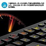 Logicool G ゲーミングキーボード G213 ブラック メンブレンキーボード 静音 日本語配列 RGB パームレスト Prodigy G213 国内正規品 2年間メーカー保証 画像
