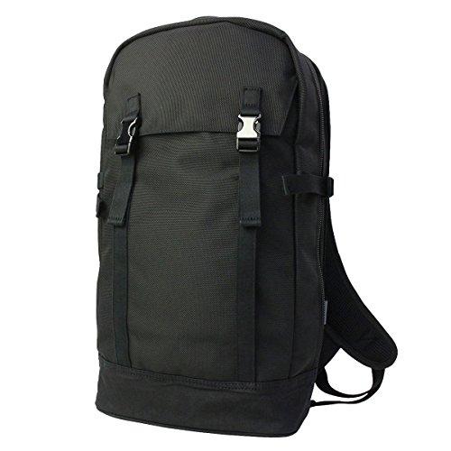 [シーシックス]C6 バックパック DURABLE NYLON SIMPLE SLIM BACKPACK ブラック/C1615