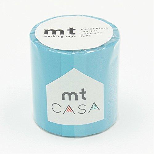 RoomClip商品情報 - カモ井加工紙 マスキングテープ mt CASA 50mm 50mm幅×10m巻き みず MTCA5051
