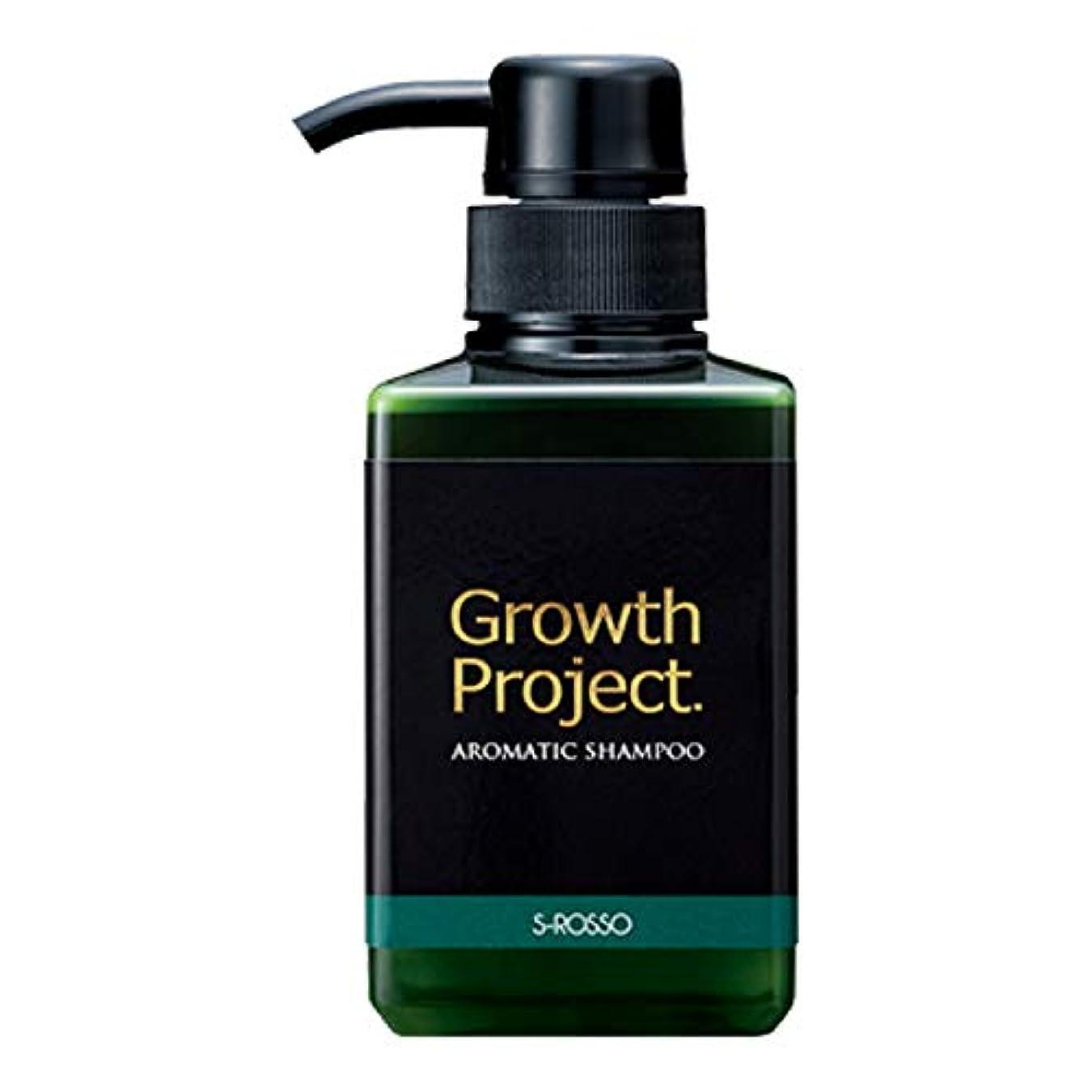 走るパフ王族Growth Project. アロマシャンプー 300ml