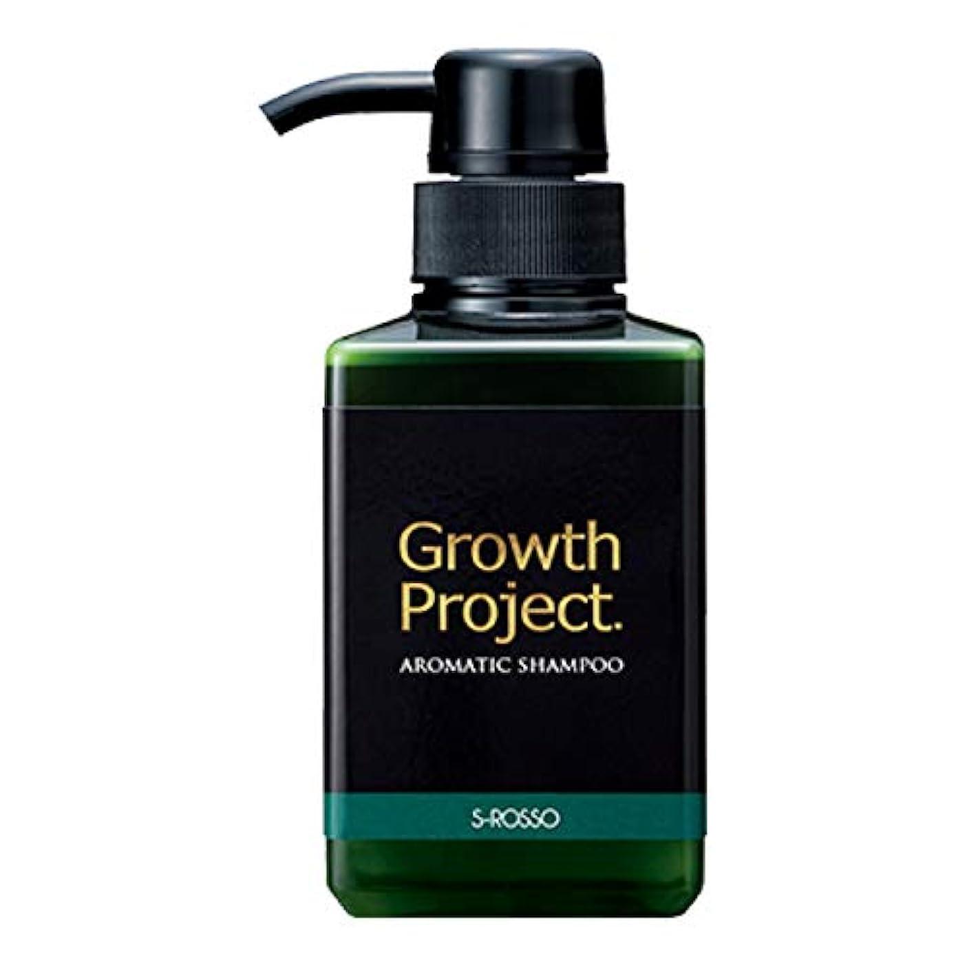 ある関数不規則性Growth Project. アロマシャンプー 300ml