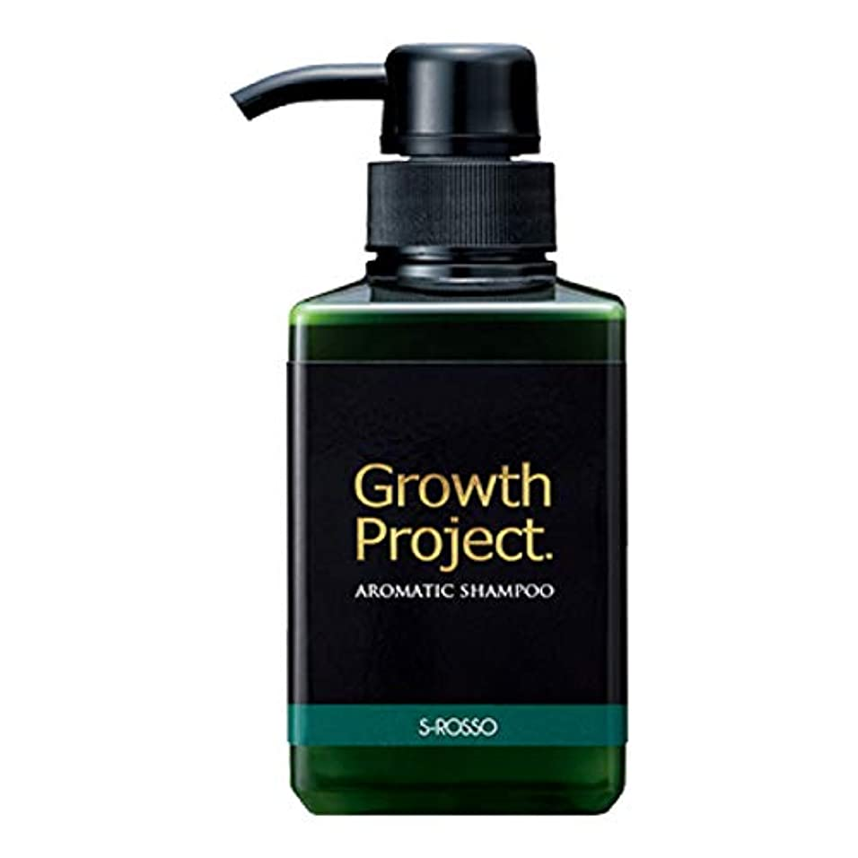 ずんぐりした出来事礼儀Growth Project. アロマシャンプー 300ml