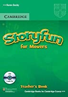 STORYFUN FOR MOVERS TEACHER'S BOOK WITH AUDIO CDS (2) (STORIES FOR FUN TEACHERS BOOK)